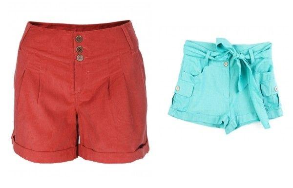 Pantaloni scurti in moda de vara