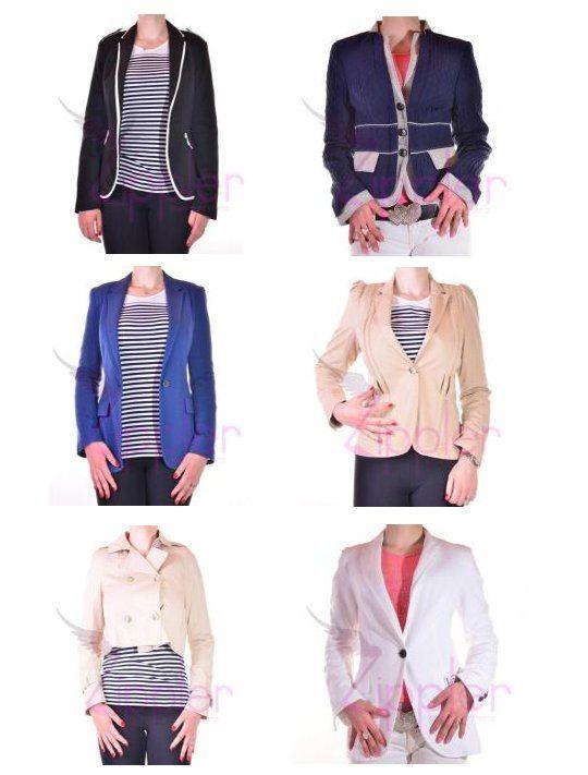 Sacouri Zara pentru femei