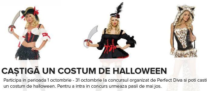 concurs costum halloween