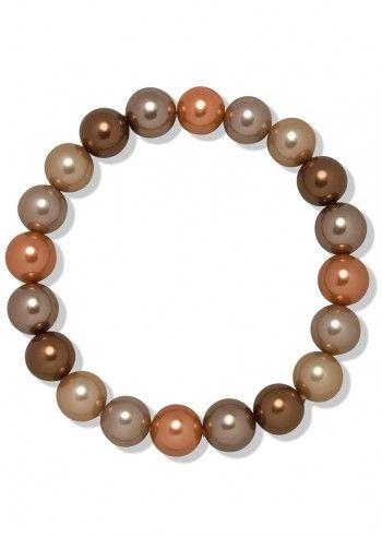 Finelli, Rhonda Chocolate Bracelet