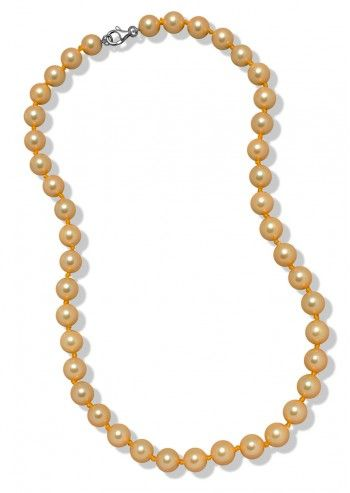 Finelli, Carla Champagne Necklace