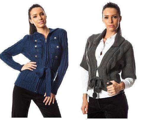 jachete tricotate