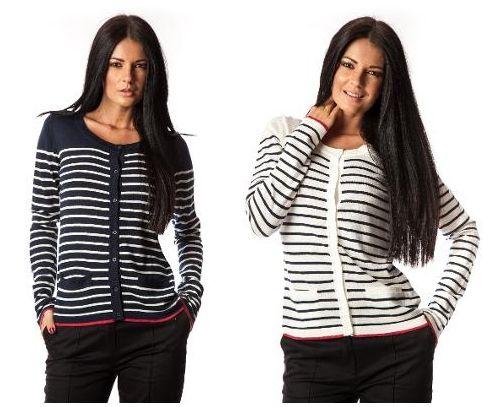 tricotaje femei navy