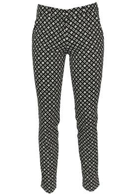 pantaloni-mohito-alb-negru