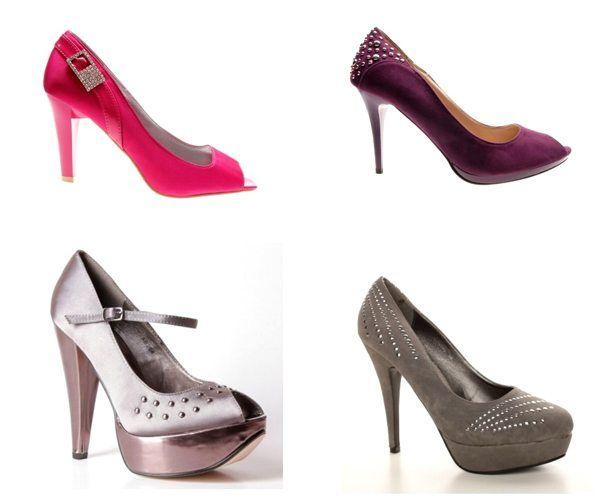 Pantofi de ocazie in culori