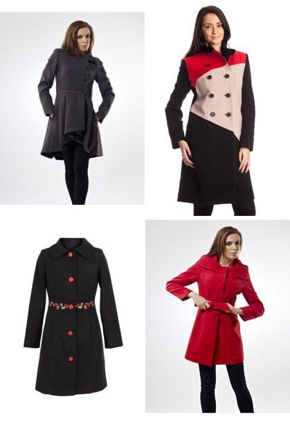 Paltoane elegante pentru sezonul rece