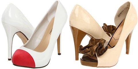 Pantofi eleganti cu toc inalt