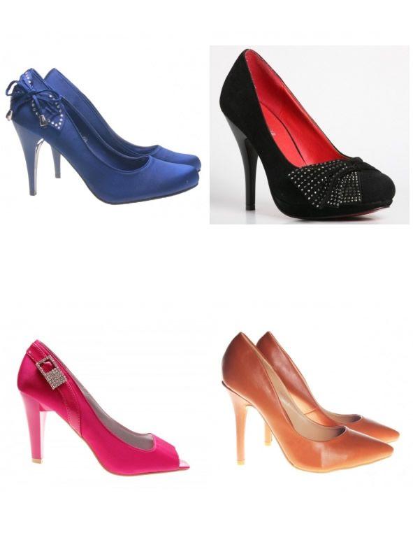 Pantofi petrecere de la Tinar