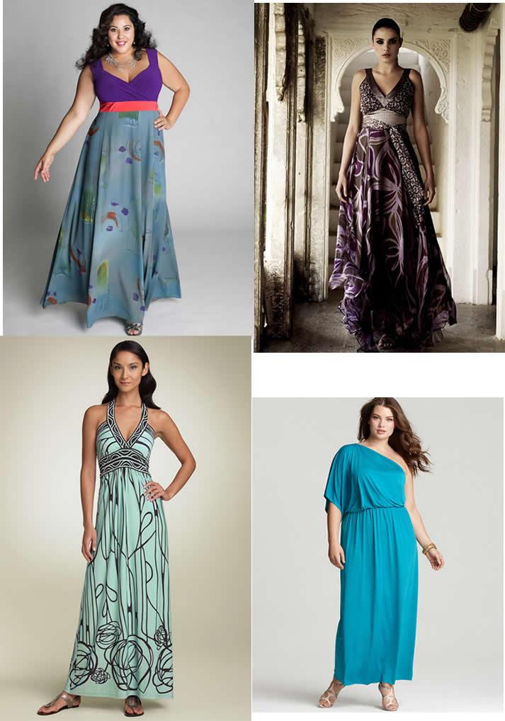 Trenduri pentru rochiile lungi