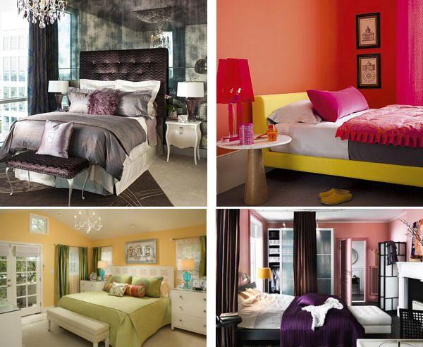 Dormitoare mici pline de viata