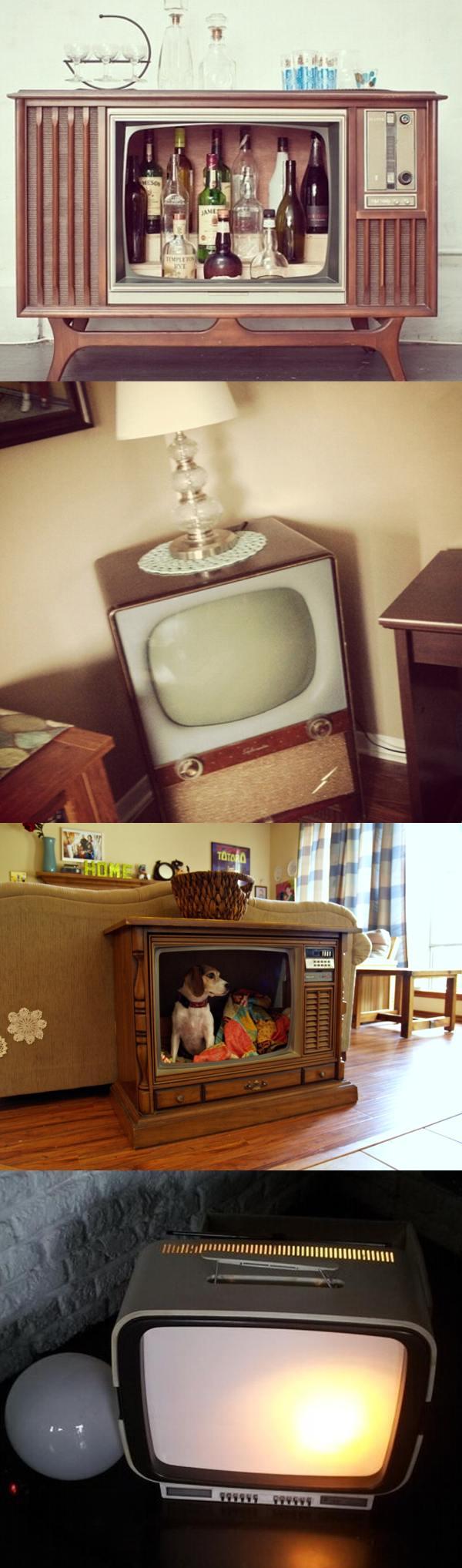 Iata ce poti sa faci cu televizorul vechi
