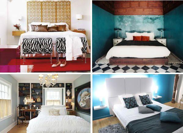 Modele de dormitoare mici pline de viata