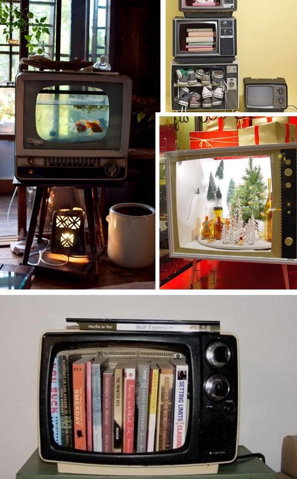 Nu arunca televizorul vechi