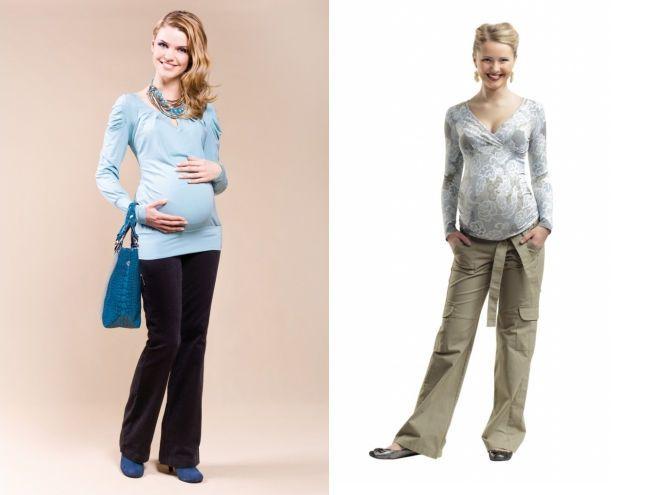 Pantaloni maternitate