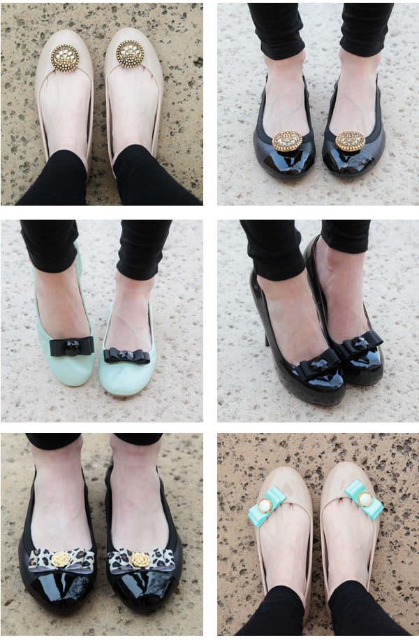 Transforma pantofii vechi in unii noi