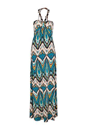 Rochie maxi cu bretele, pentru vara