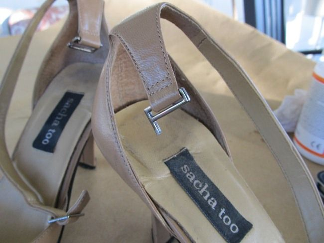 Cum inlocuiesti bareta rupta a unui pantof