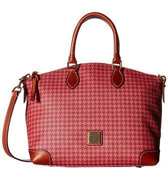 dooney-burke-henderson-satchel