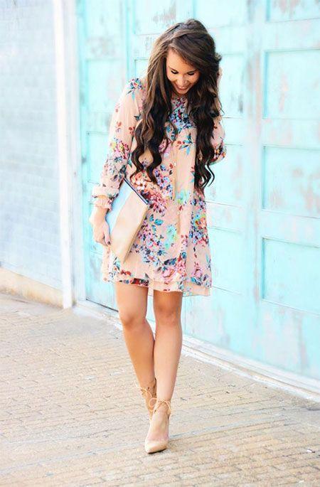 rochie-cu-imprimeu-floral-pentru-tinuta-de-paste