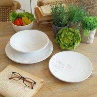 set-farfurii-albe-ceramica