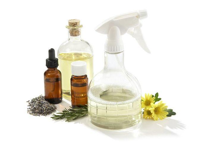 Solutie de curatare de uz casnic cu lămâie