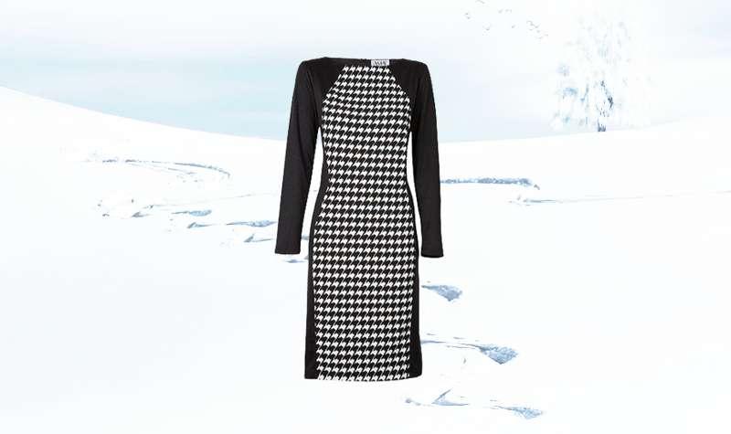Adauga in garderoba ta rochii de iarna