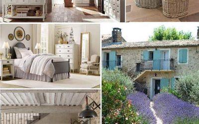 Stilul Provence french country in decoratiunile interioare