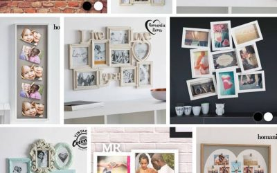 5 idei originale pentru o galerie foto interesanta si decorativa acasa
