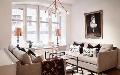 Stilul contemporan de decorare interioara