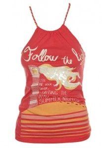 Tricouri imprimate de dama de la Bershka