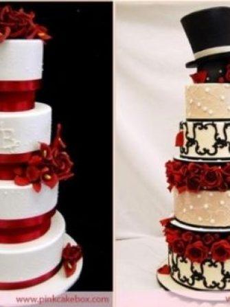 Cele mai frumoase torturi pentru nunta