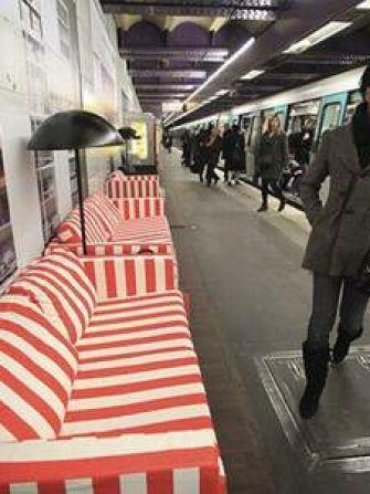 Ikea la metrou