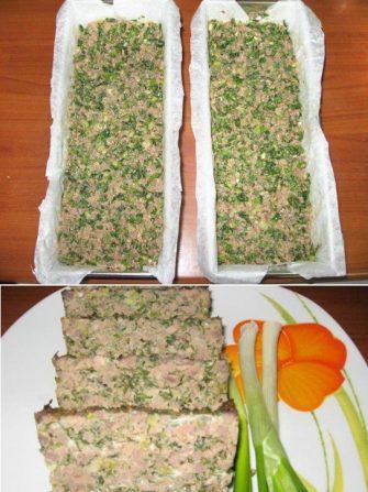 Reteta de drob de pui cu legume