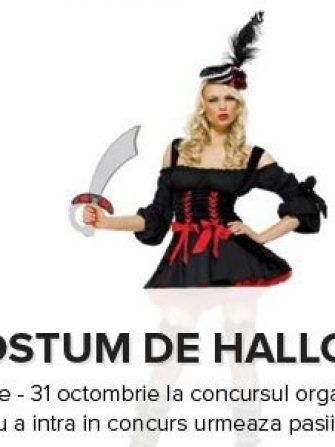 Concurs: castiga un costum de Halloween