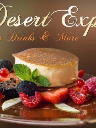 Desert Expo: bucatariii si accesorii, aranjarea mesei, dulciuri, bauturi, tutun