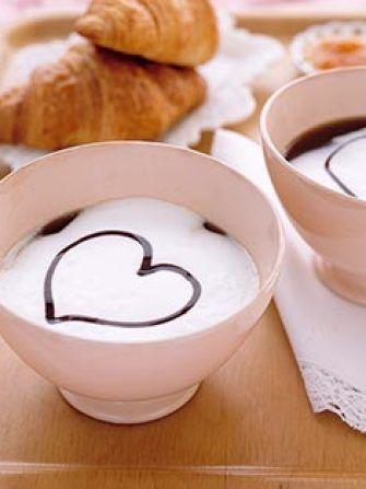 Mic dejun pentru Sf. Valentin