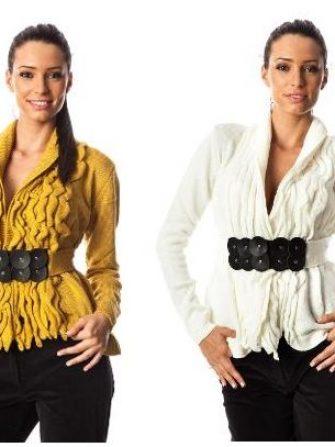 Pulovere si tricotaje pentru femei colectia de toamna