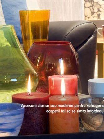 Decoratiuni si accesorii pentru casa la Sprider Stores Home Deco
